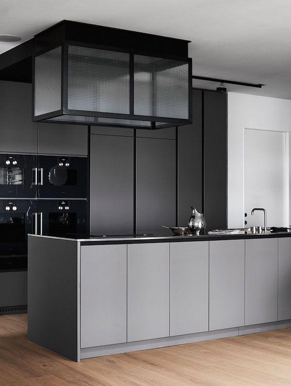 stockholm apt7   KitchenLove   Pinterest   Cocinas, Cocina gris y ...