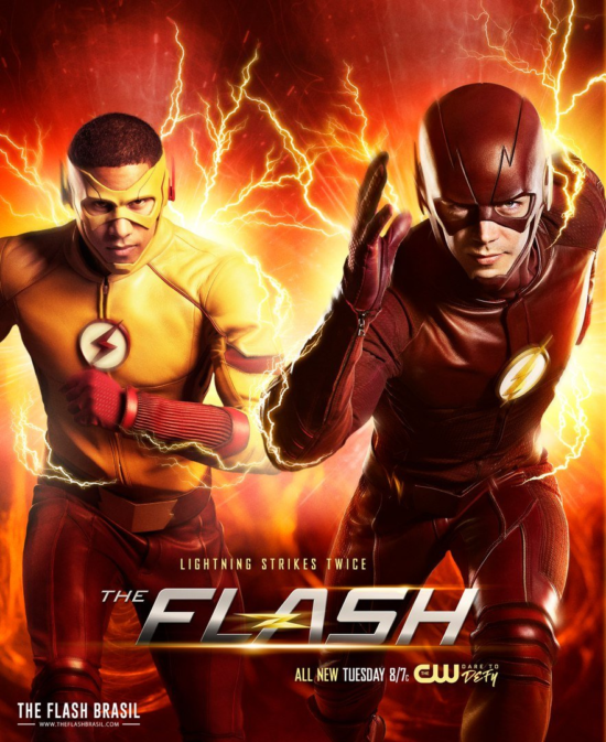 The Flash Season 3 started off with a huge episode named