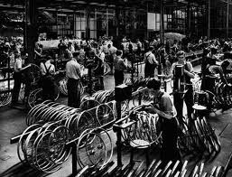Raleigh Nottingham Factory Google Search Raleigh Bicycle