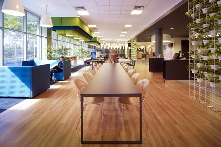 Microsoft office by futurespace, Sydney \u2013 Australia » Retail Design - innovatives interieur design microsoft