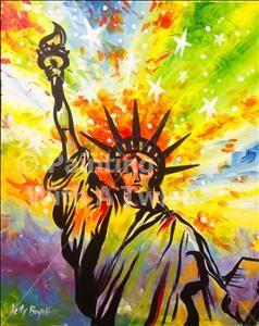 Thu July 3 2014 Lady Liberty 7 00pm 9 00pm Instructor