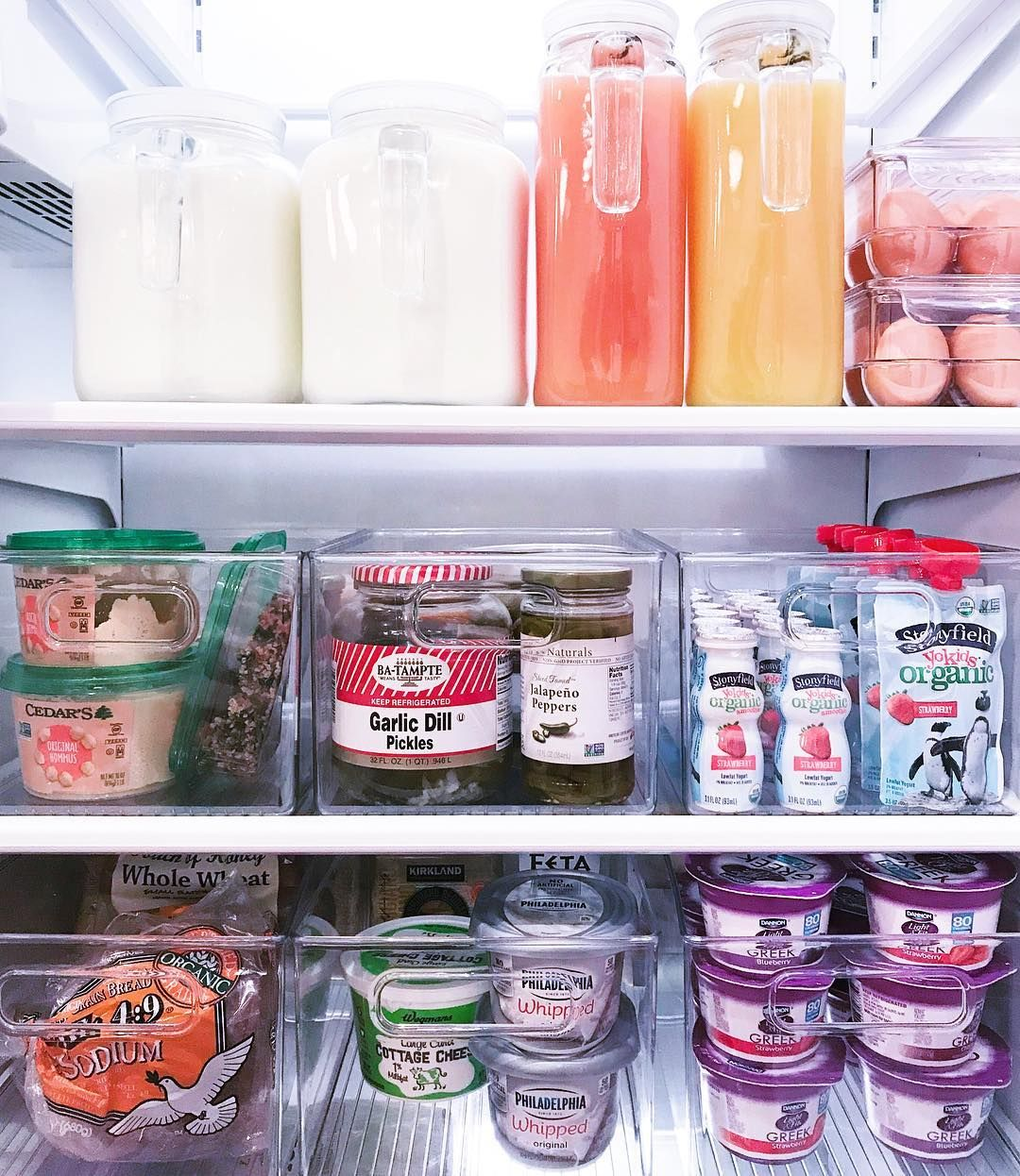 This Bad Habit Is Wasting You SO Much Money is part of Fridge Organization Inside Refrigerator - and it's incredibly easy to fix