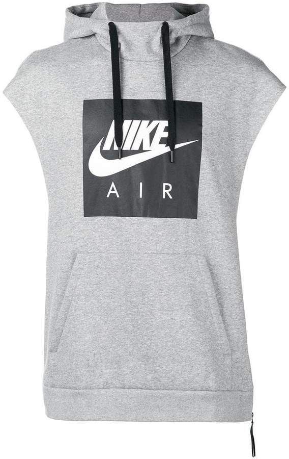 ba66a4d98 Nike sleeveless hoodie | Products in 2019 | Sleeveless hoodie ...