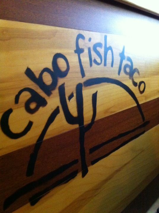 Cabo Fish Taco in Charlotte, NC - Local Flavors of NoDa Tour