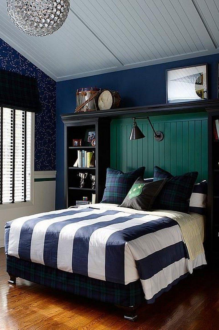 30+ Classy DIY Organization Ideas For Bedroom Teenage Boys ... on Classy Teenage Room Decor  id=73445