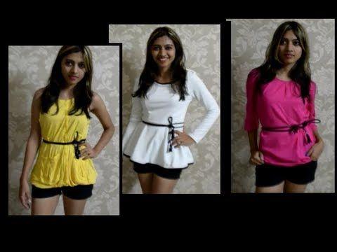 1c39ff6fe5 Clothes Haul Sammy Dress Review- Fashion