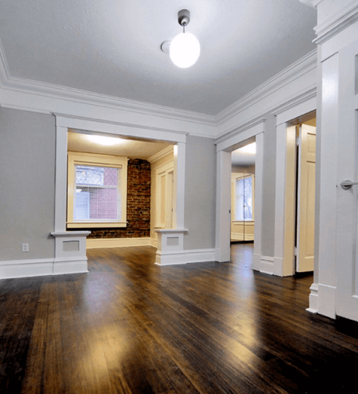 What Color Wood Floor With Gray Walls: 24 Best Ideas About Baseboards Styles & Base Moulding