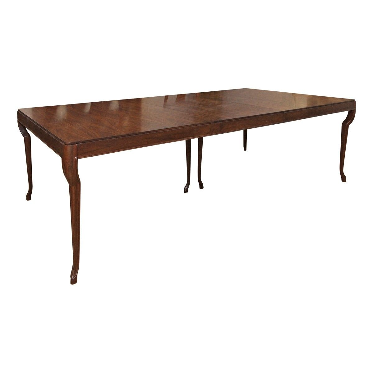 Hickory Chair Aberdeen Dining Table Angled View Table Dining