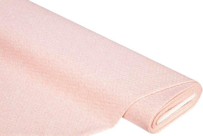 Stepp Sweat Rosa Melange Wolle Kaufen Rosa Und Schick