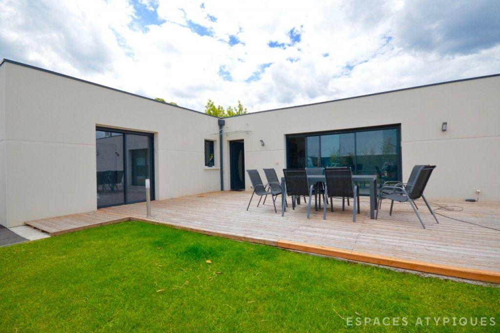 Villenave d\'Ornon : Maison contemporaine avec jardin et ...