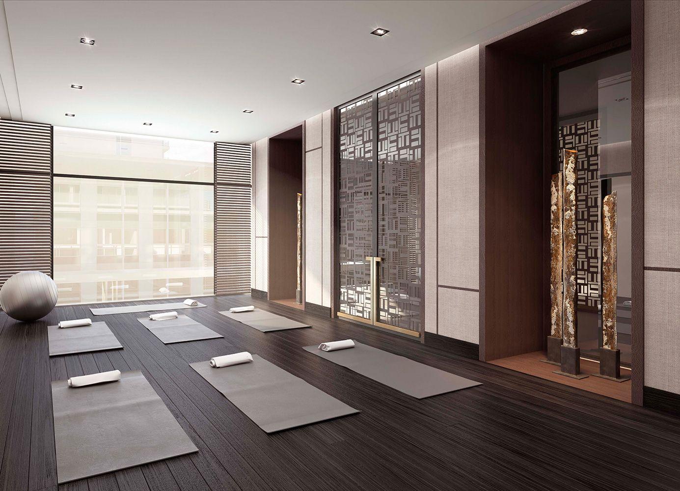 for Raumgestaltung yoga