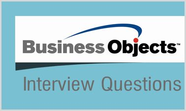 Most popular Business Objects Technical Interview Questions with examples of the best Answers for each question and tips for various Business Objects Interviews in Top Companies.