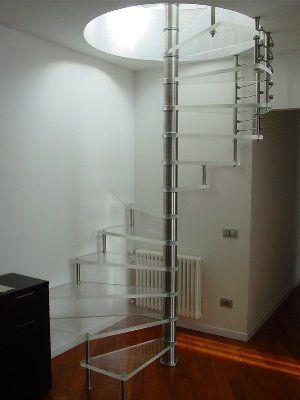 diseos modernos de escaleras interior de la casa diseo