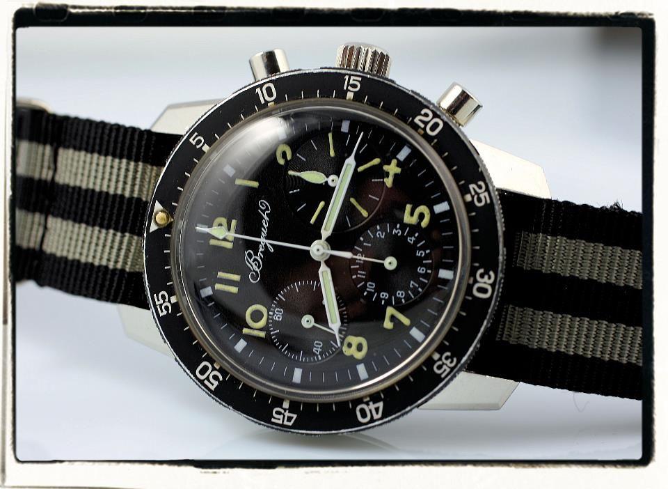 Weekly Watch Photo Breguet Type 20 Monochrome Watches Monochrome Watches Watch Photo Vintage Watches