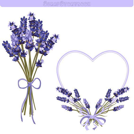 lavender flower frame and clipart 300 dpi png printable lavender rh pinterest nz lavender clipart black and white lavender clipart black and white