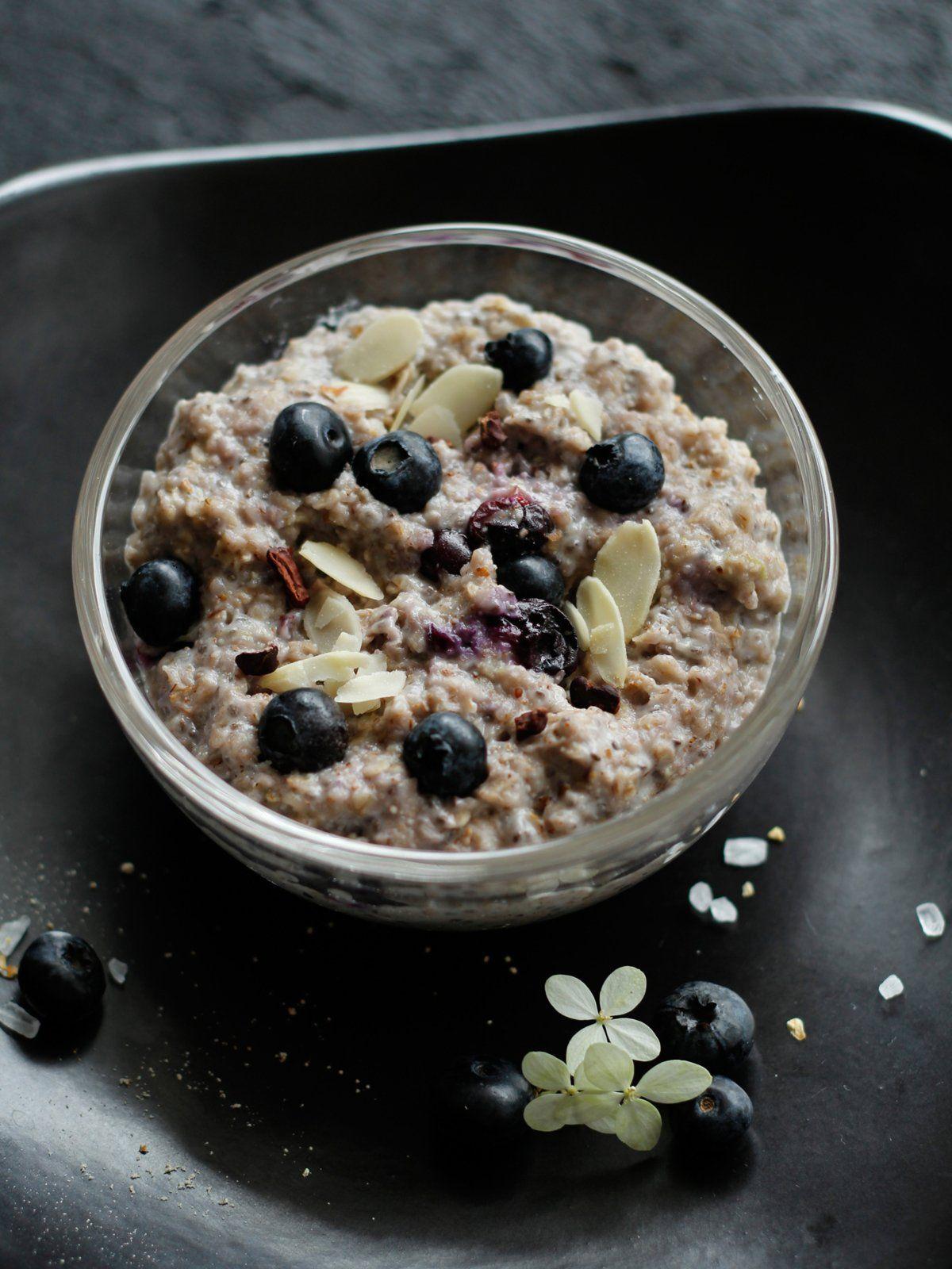 powerfood fr hst ck rezepte vegane rezepte porridge. Black Bedroom Furniture Sets. Home Design Ideas