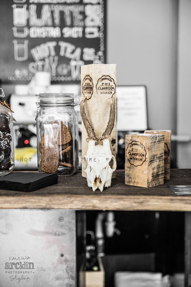 © Paulina Arcklin  #store #coffeshop #cafeteria #Details
