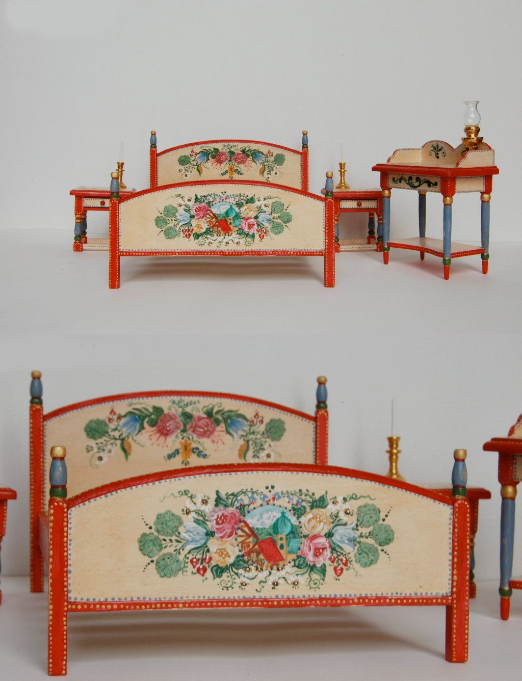 Muebles Villar Bed Miniatures By Lola Del Villar Casitas Pinterest
