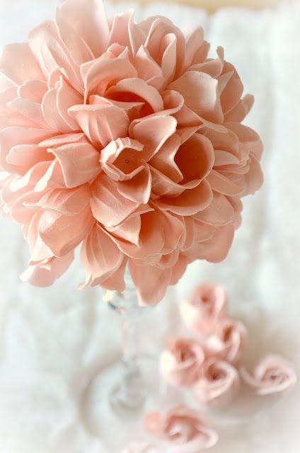 DIY flower balls