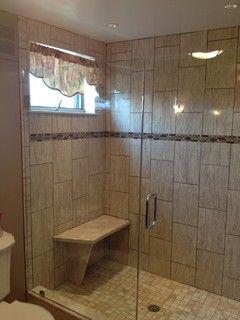Frameless Shower Door Modern Showers Philadelphia By John