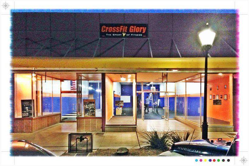 CrossFit Glory Home