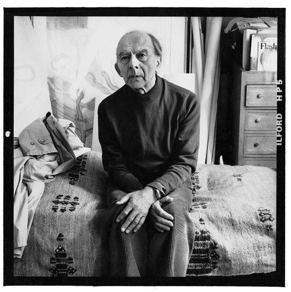 Pierre klossowski marc trivier 50 x 50 cm black white photography