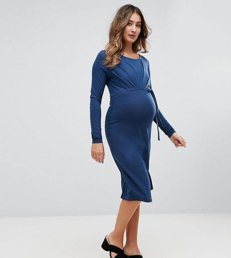 New And Fashion The Best Store To Get Mama Licious Jersey Maternity Dress Women From China Online Classic Cheap Sale Store n4AzriR
