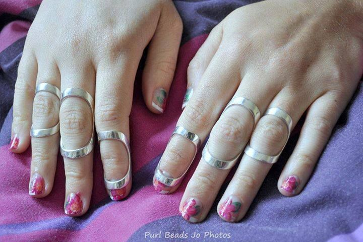 Ehlers Danlos Syndrome and RA finger splint https://www.facebook.com ...