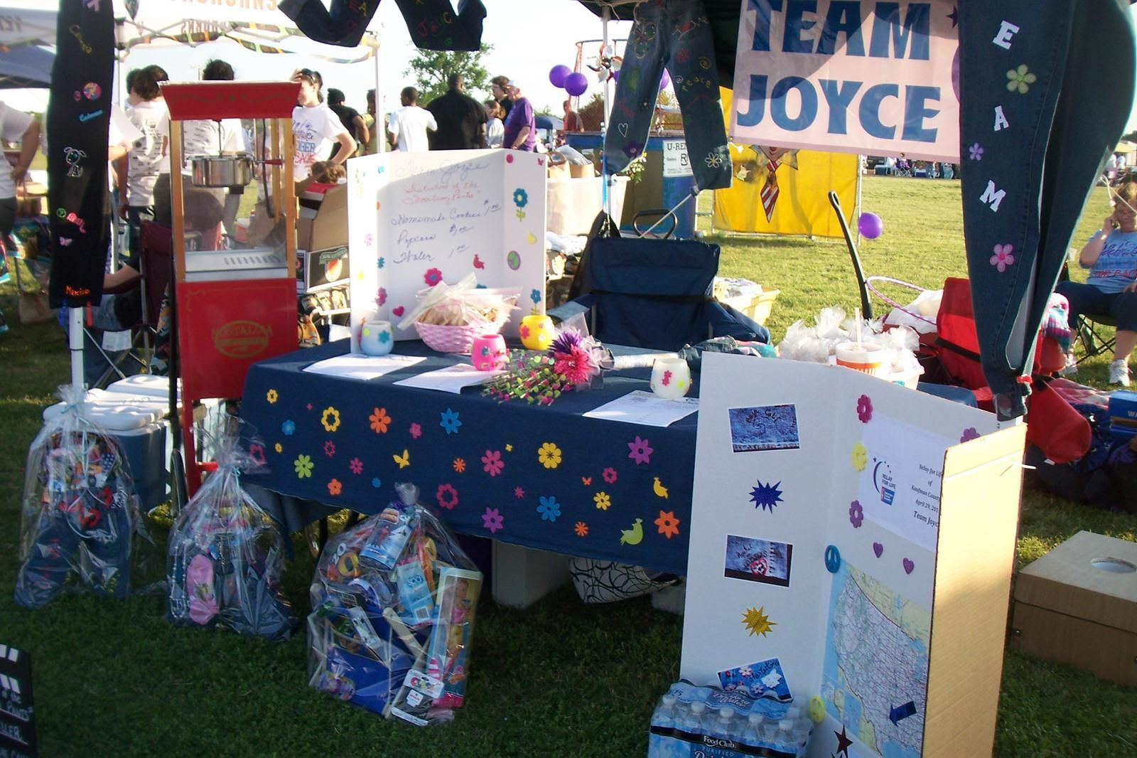 Relay for Life Campsite Ideas | Relay For Life Themes #campsiteideas Relay for Life Campsite Ideas | Relay For Life Themes #campsiteideas