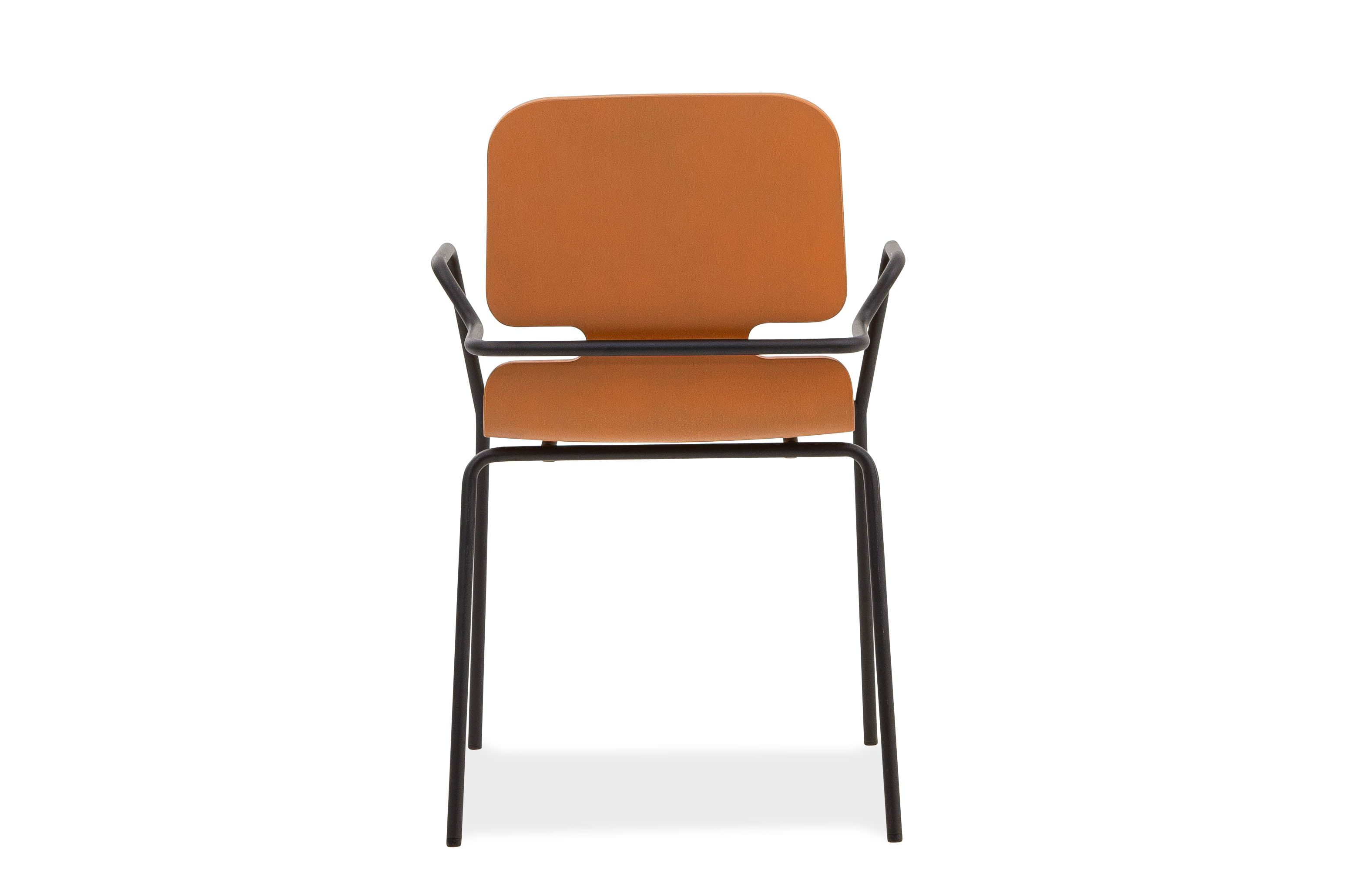 The Ohio Chair That Is Designed By Cebra Architecture Is An All Round Chair Which Combines Feminine Curves With Straight Masculine Lines In A Graphic Sculptur