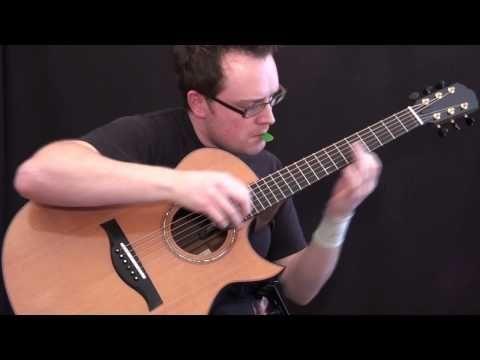 Hide and Seek (Imogen Heap) Solo Guitar by Antoine Dufour
