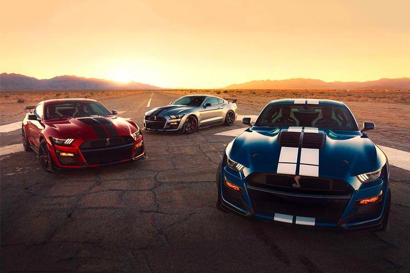 2020 Mustang Dengan Gambar Shelby Gt500 Kuda Ford
