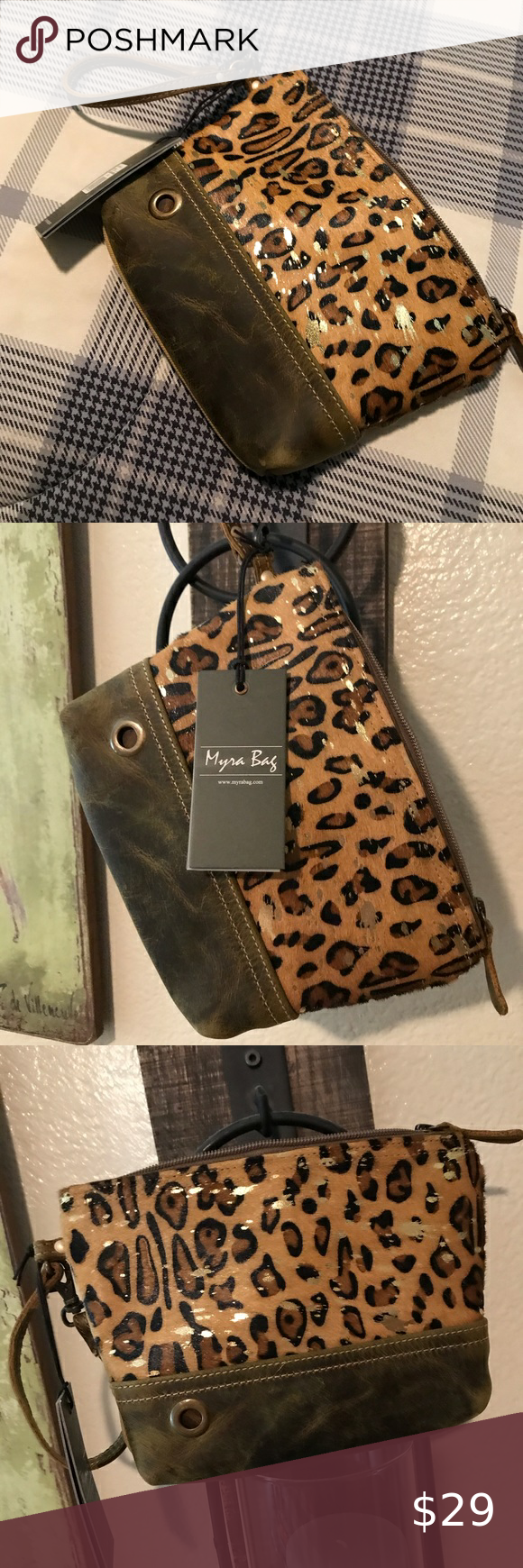New Myra Leopard Makeup Clutch Bag Leather Gold In 2020 Clutch Bag Purses And Handbags Bags Последние твиты от myra bag (@myra_bag). pinterest