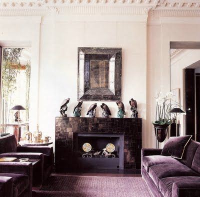 Valentino At Home London With Images Home House Interior