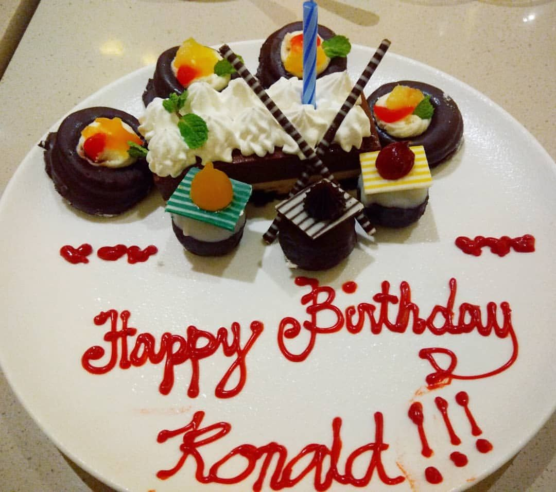 Magnificent Happy Birthday Ronald With Images Happy Birthday Birthday Ronald Funny Birthday Cards Online Inifodamsfinfo