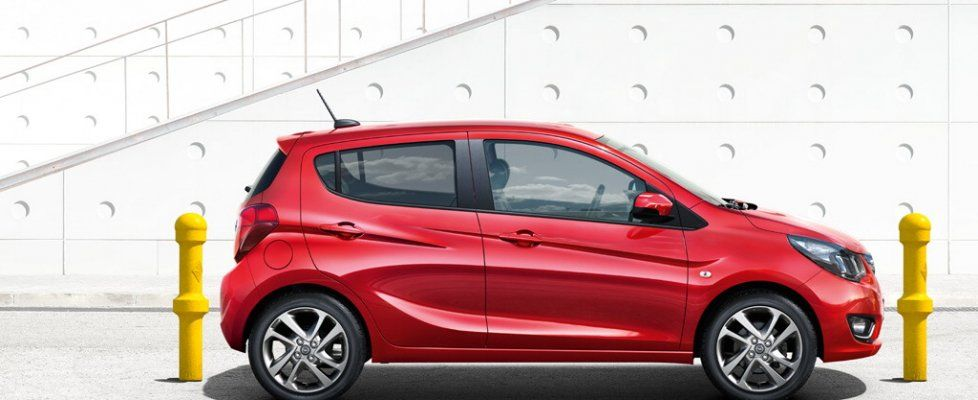 Karl, tutta la Opel che c'è