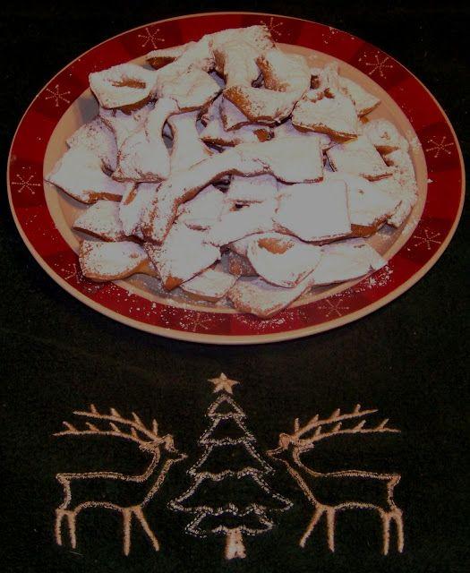 Gluten free Kruschiki
