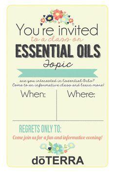 doterra class ideas - Google Search | Essential Oils | Pinterest ...