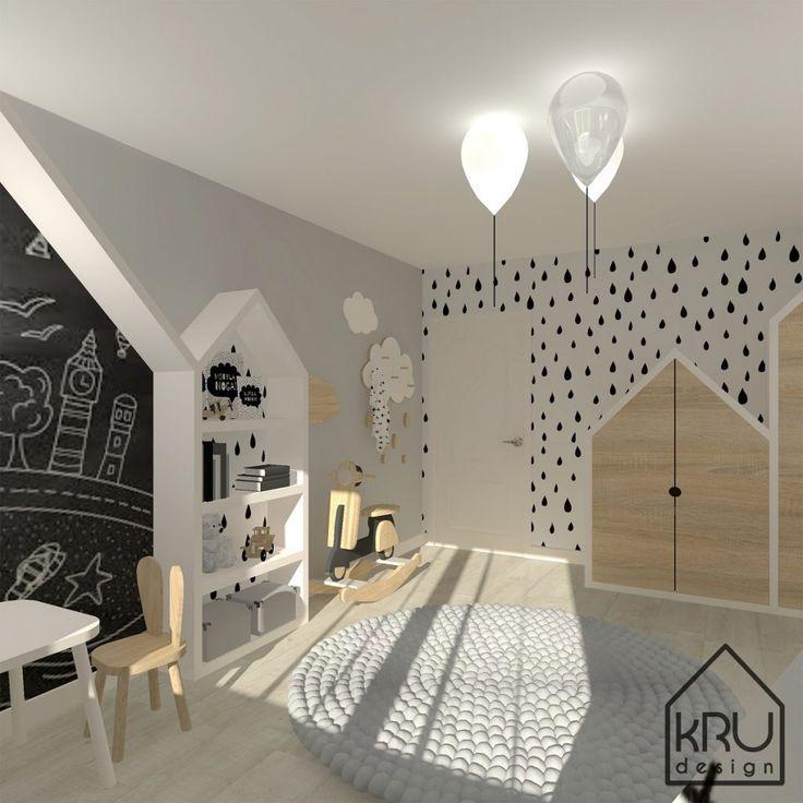 »Projektumfang KRU Design Kinderzimmer (mit Bildern