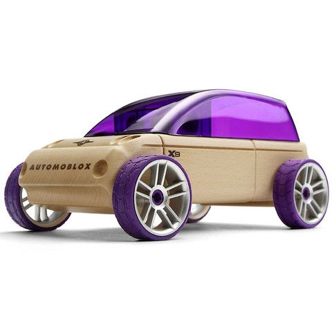X9 Full Size Purple SUV