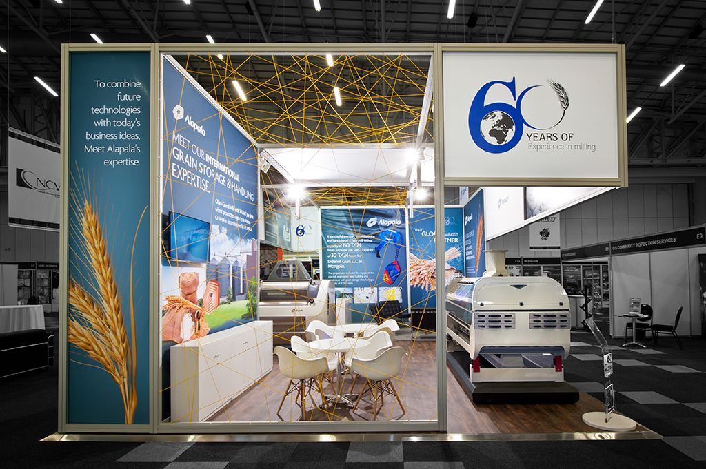 Exhibition Stall Design Octanorm : Modular exhibition stands architecture exhibits