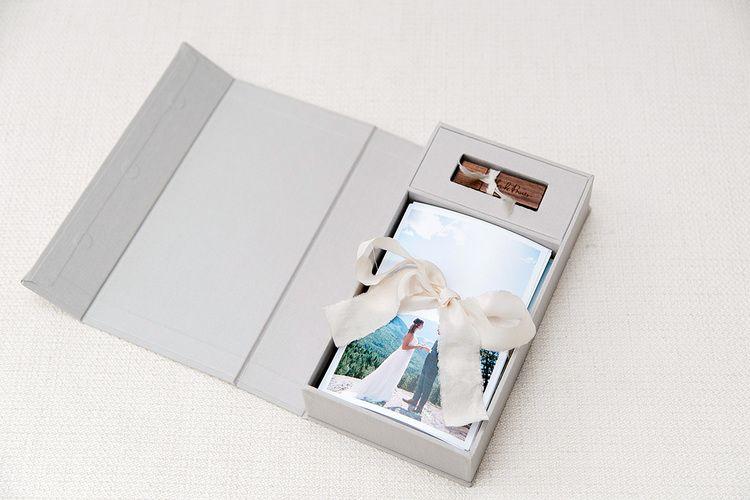 Wedding Photography Presentation Boxes: Blanche Prints - Photo Presentation Boxes