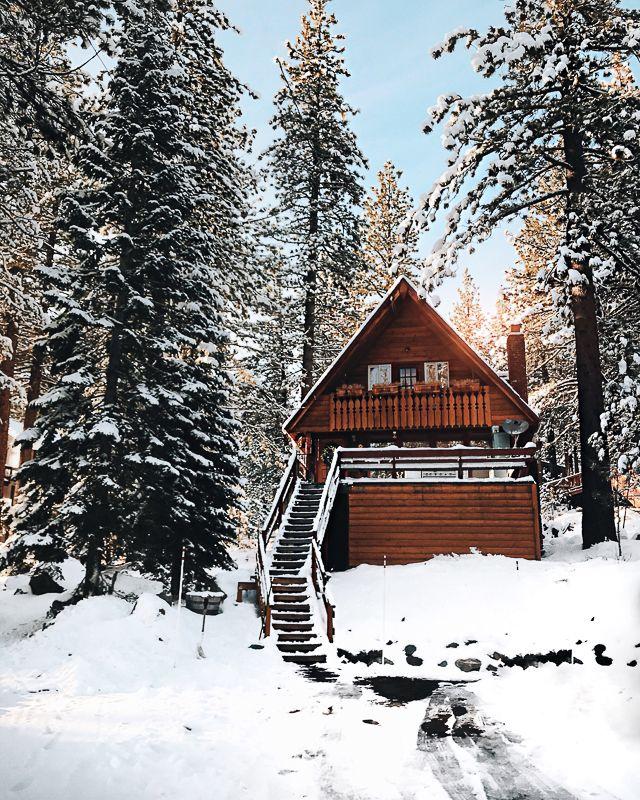 cozy cabin in Lake Tahoe   Lake tahoe resorts