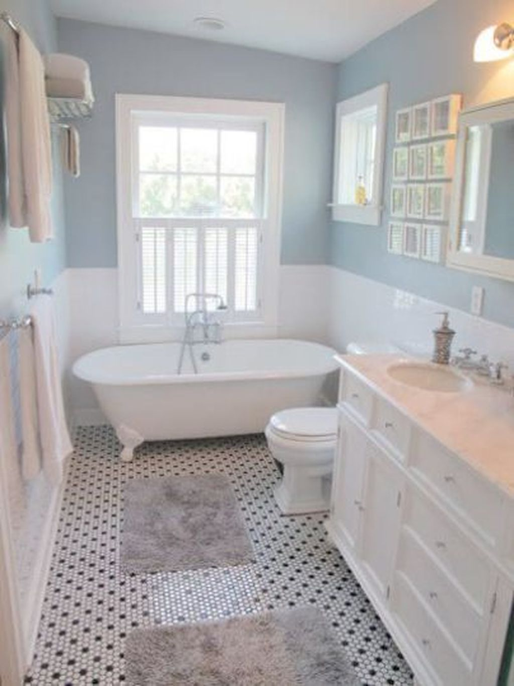 Stunning Winter Bathroom Colors For This Year 23 With Images