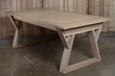 Modern French Extension Dining Table | Mecox Gardens
