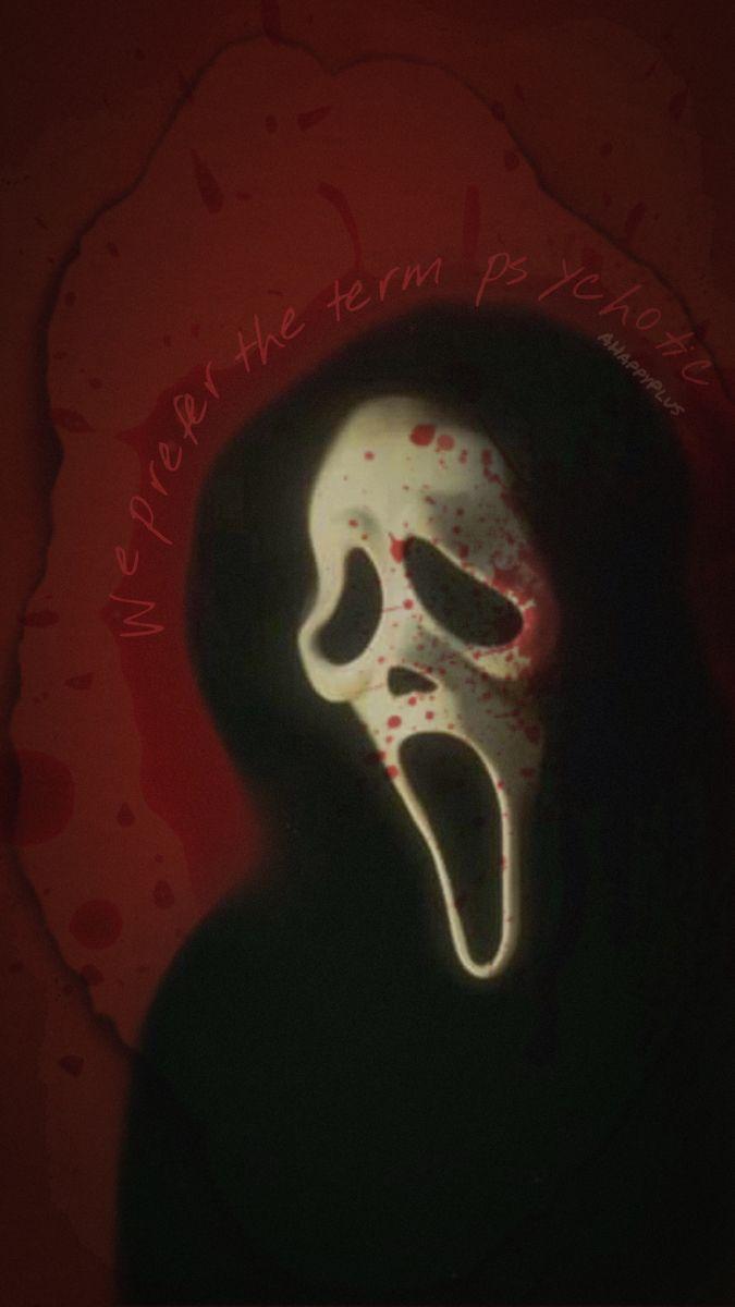 Ghostface Wallpaper