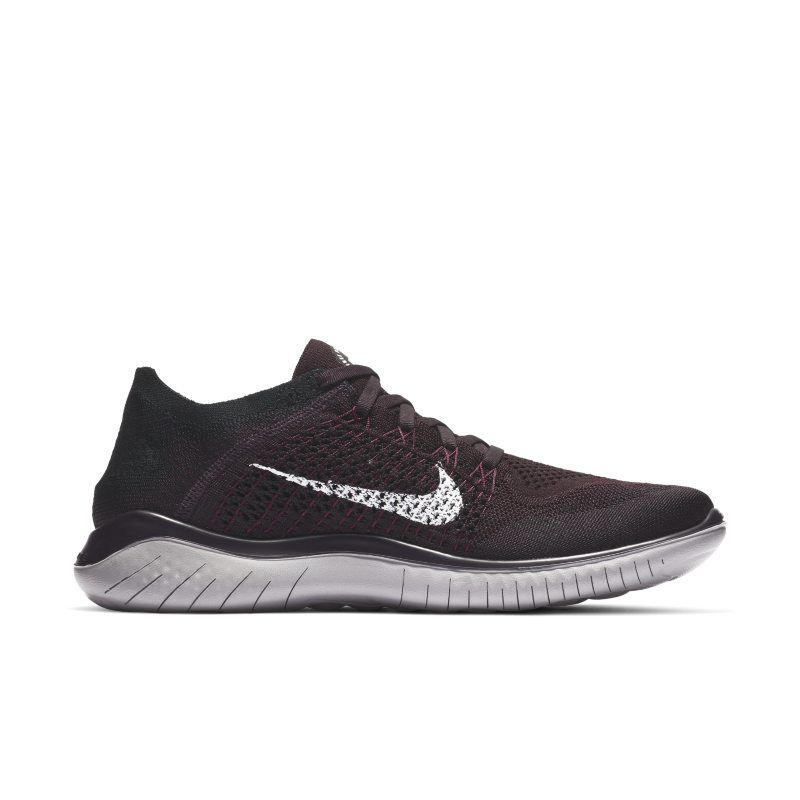 Nike Free RN Flyknit 2018 Men s Running Shoe - Red in 2019 ... ca1363fde