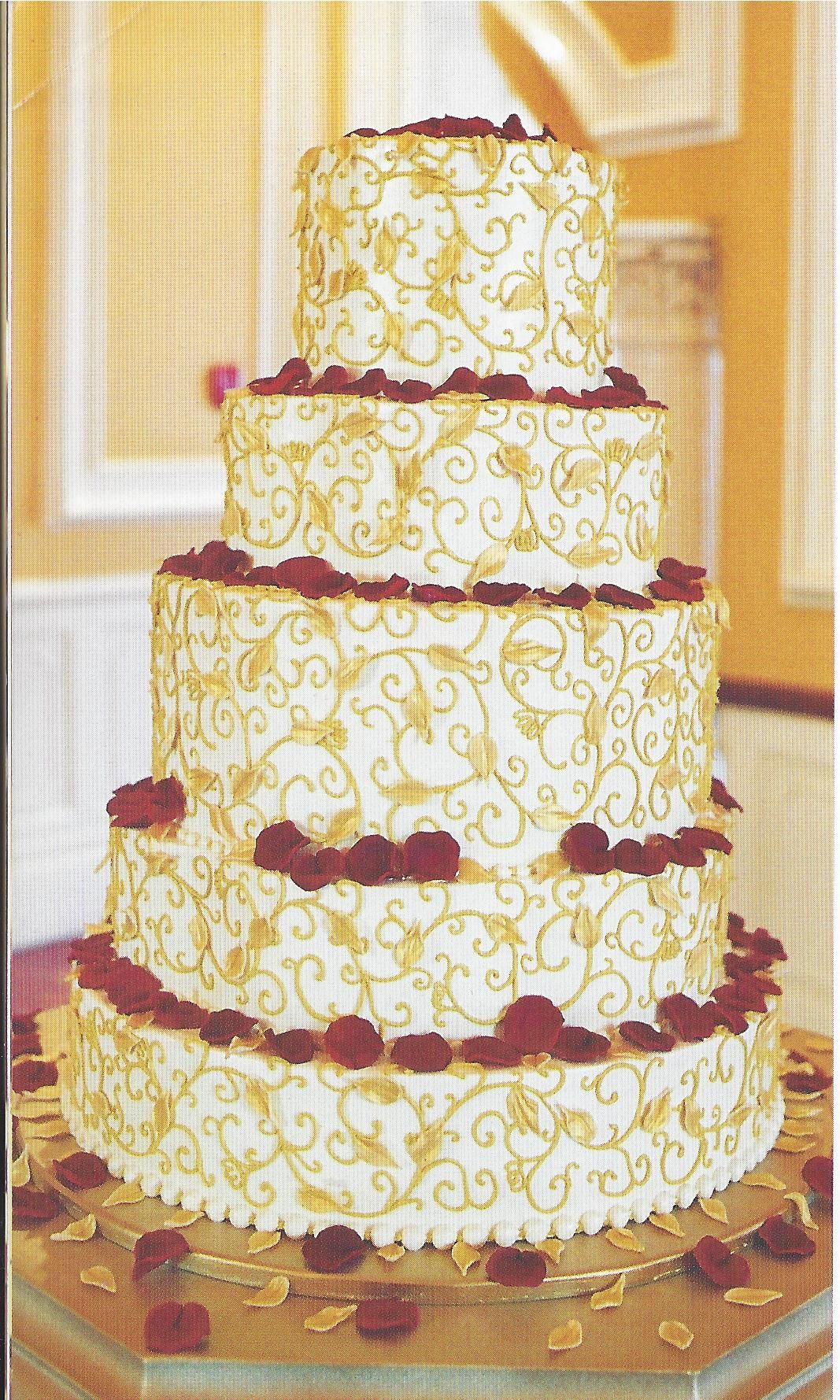 Indian Fusion Cake Design | Wedding cake | Pinterest | Cake designs ...