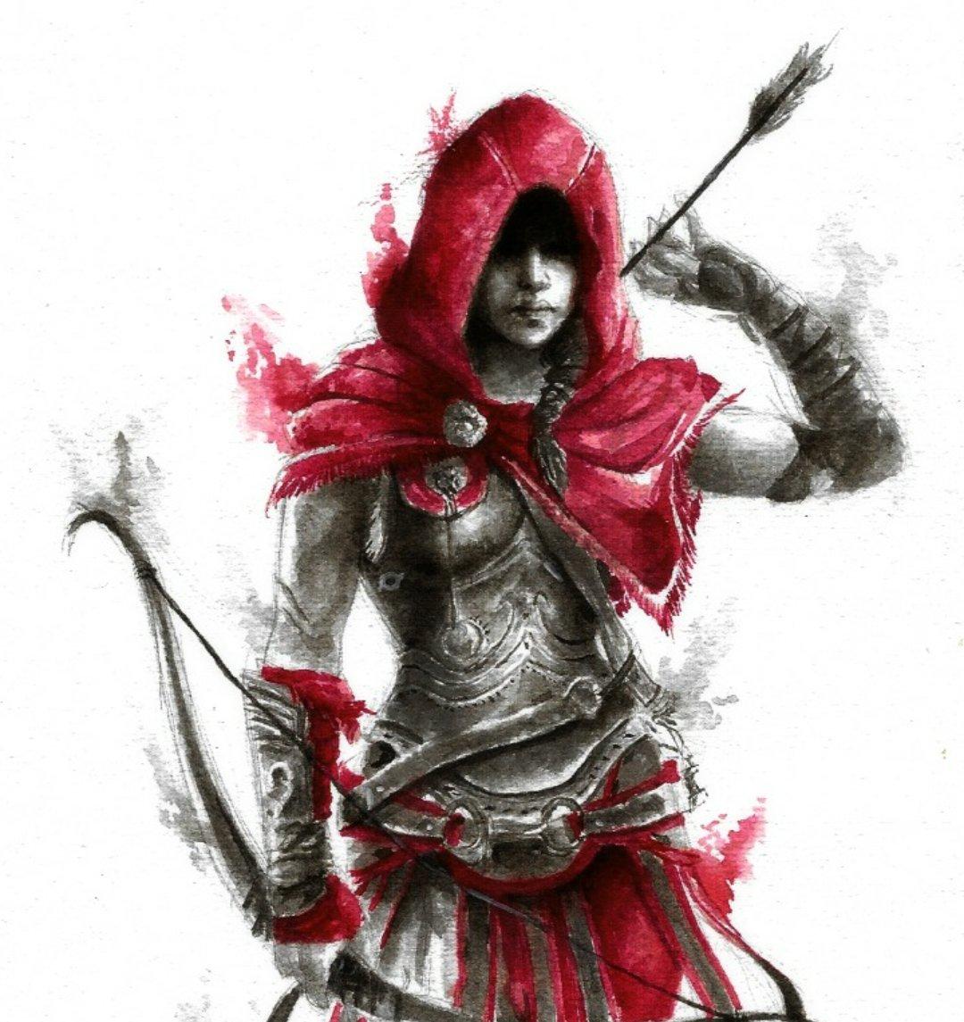Assassins Creed Odyssey Kassandra Assassins Creed Tattoo Assassins Creed Art Assassins Creed Odyssey