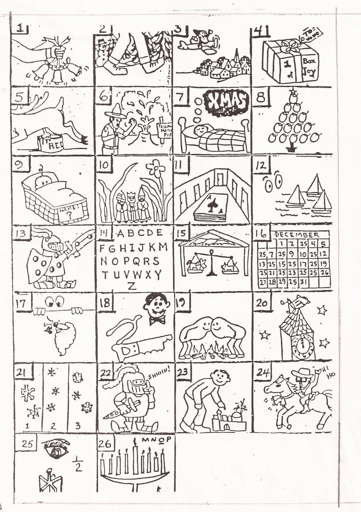 The Original Puzzle Christmas Christmas fun, Christmas